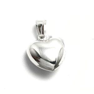 Dije corazón inflado Cod:0325-1
