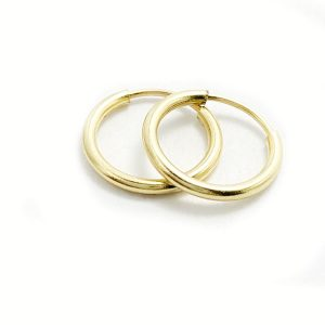 Candonga lisa oro laminado Cod:1293-1